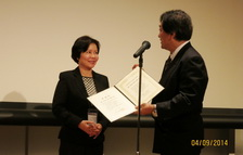 PhD-Dr.Tu & Dr Soyano – President of Japan Society of Aesthetic Surgery
