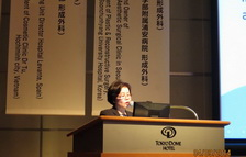 PhD-Dr.Tu presented at the Japan Cosmetic Surgery Conference 2014